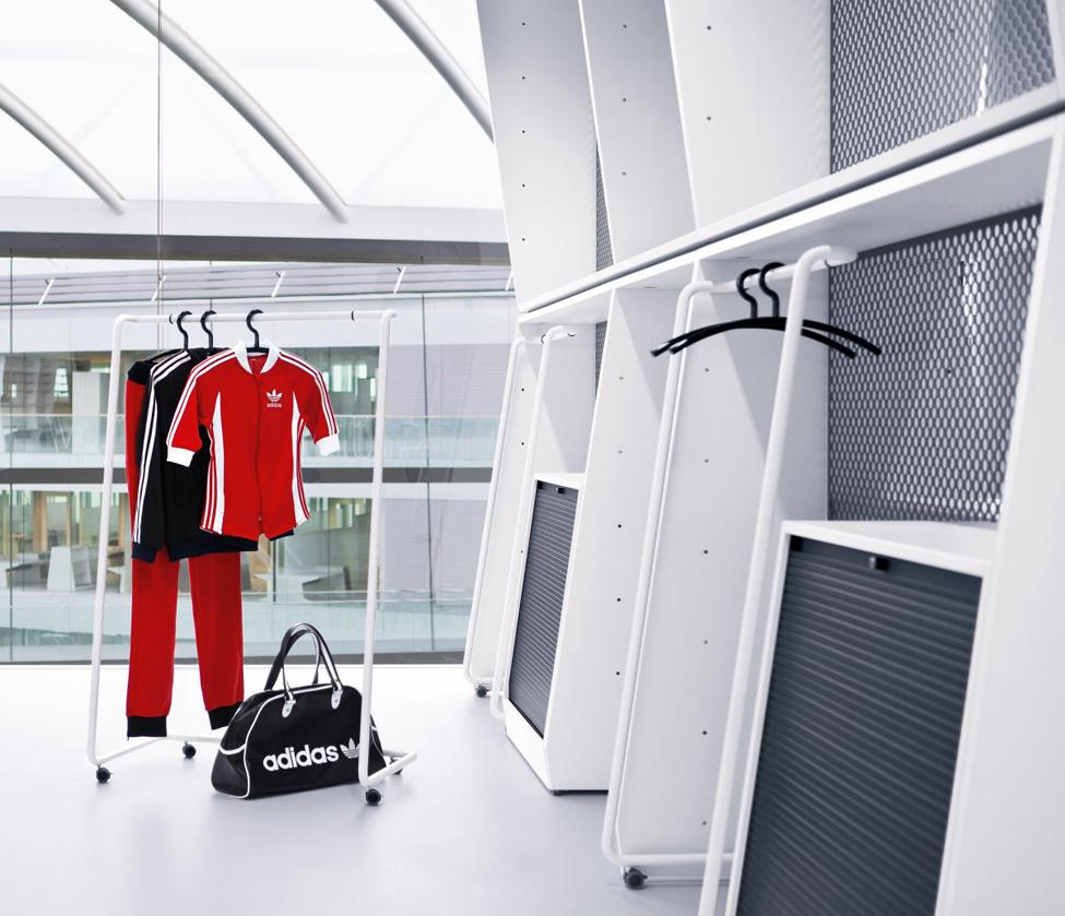 Офіс Adidas