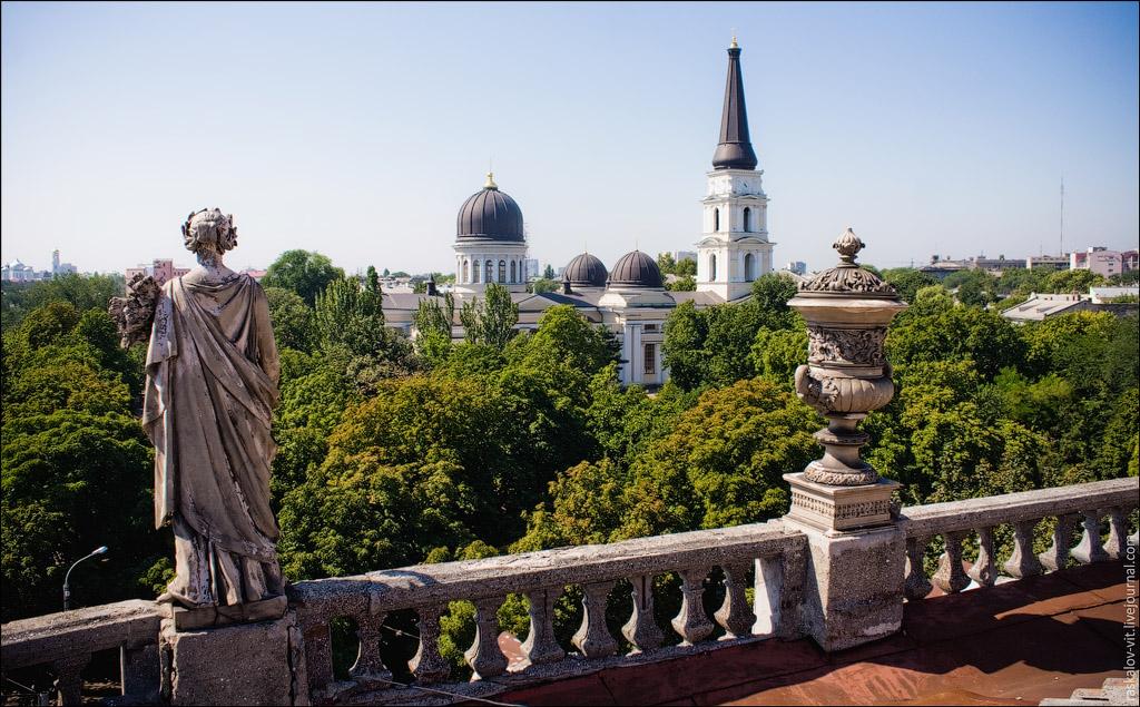 Дом Руссова, Одеса
