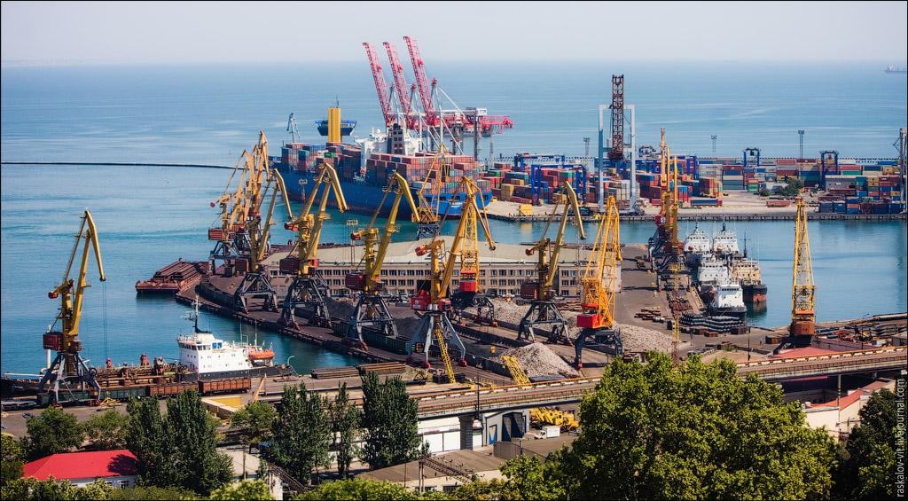 Порт Одеси