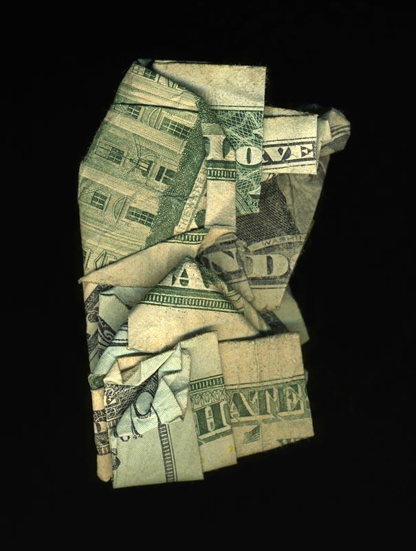 Приховані повідомлення на доларових купюрах
