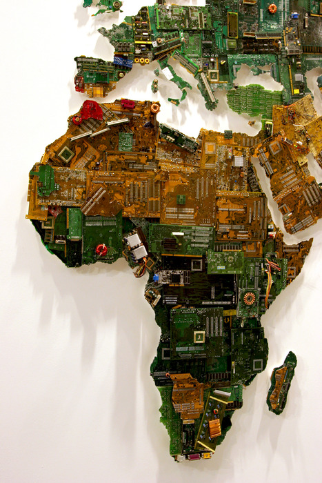 Susan Stockwell world map