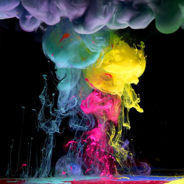 Вибухи кольору Марка Моусона