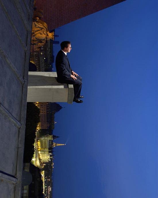 Гравітаційна фотографія Філіпа Рамета
