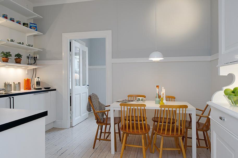 Квартира тижня: в скандинавському стилі