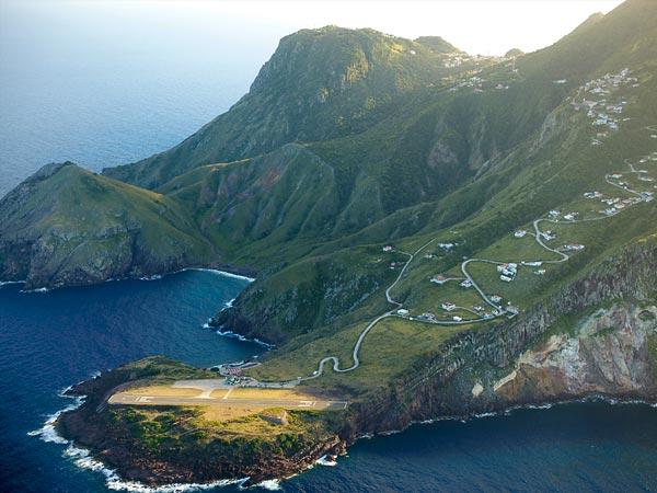 Saba, Антильські острови