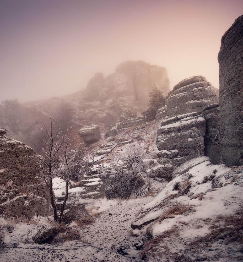 Зимовий Крим