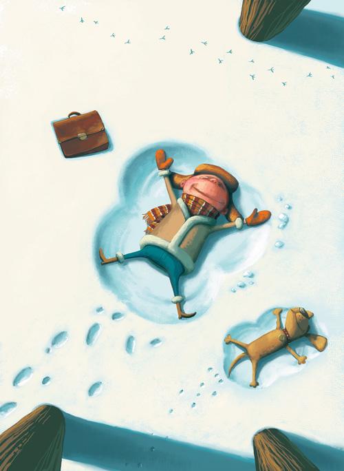 Ілюстрації Дениса Зільбера