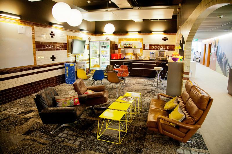 Офіс Google у Цюриху