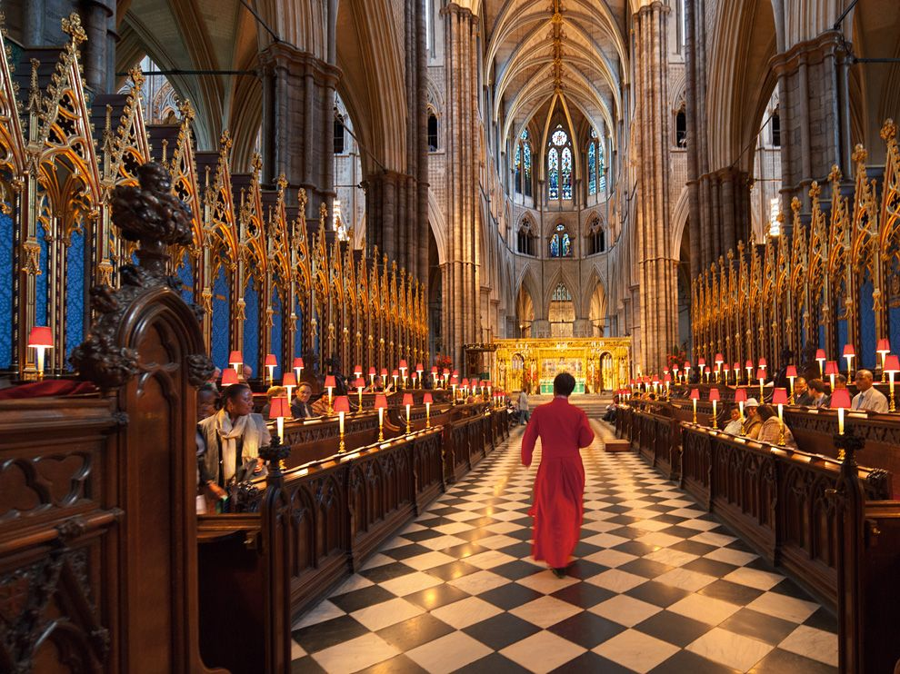 Вестмінстерське аббатство (Jim Richardson, National Geographic)