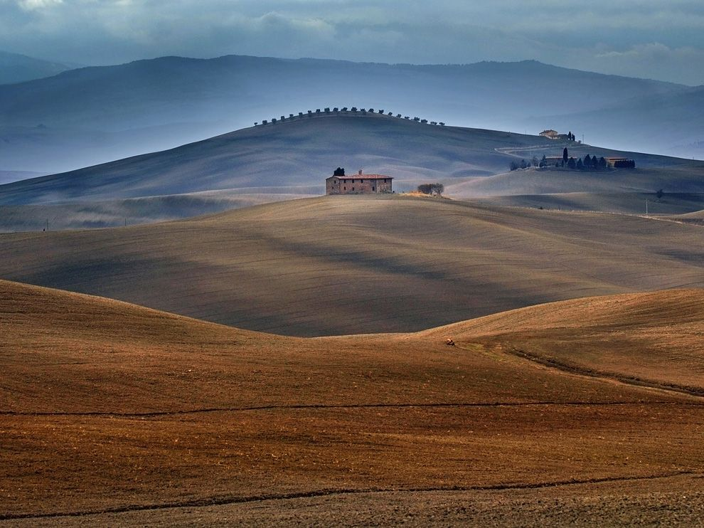 Тоскана, Італія. (Jure Kravanja, Your Shot)