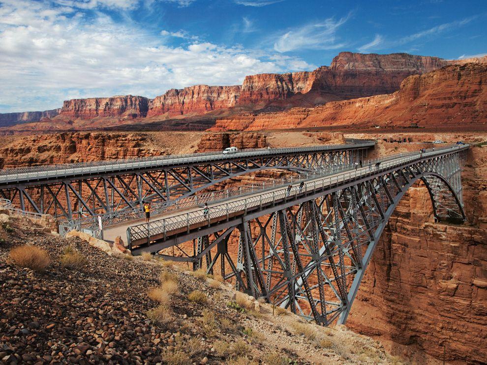 Міст Навахо, США (Richard Barnes, National Geographic)