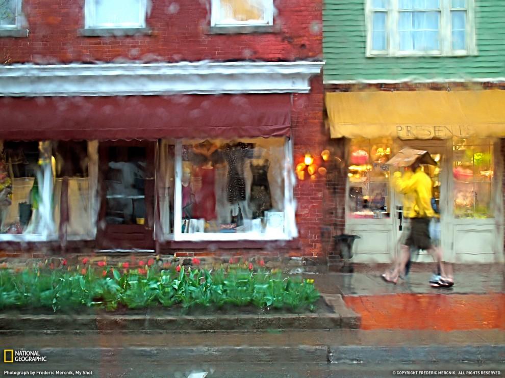 Дощ в Онтаріо, (Frederic Mercnik, My Shot)