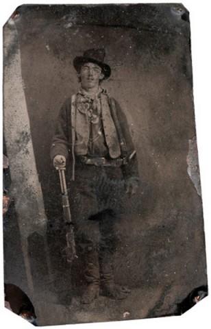 Невідомий фотограф, Billy the Kid (1879–80), $2 300 000