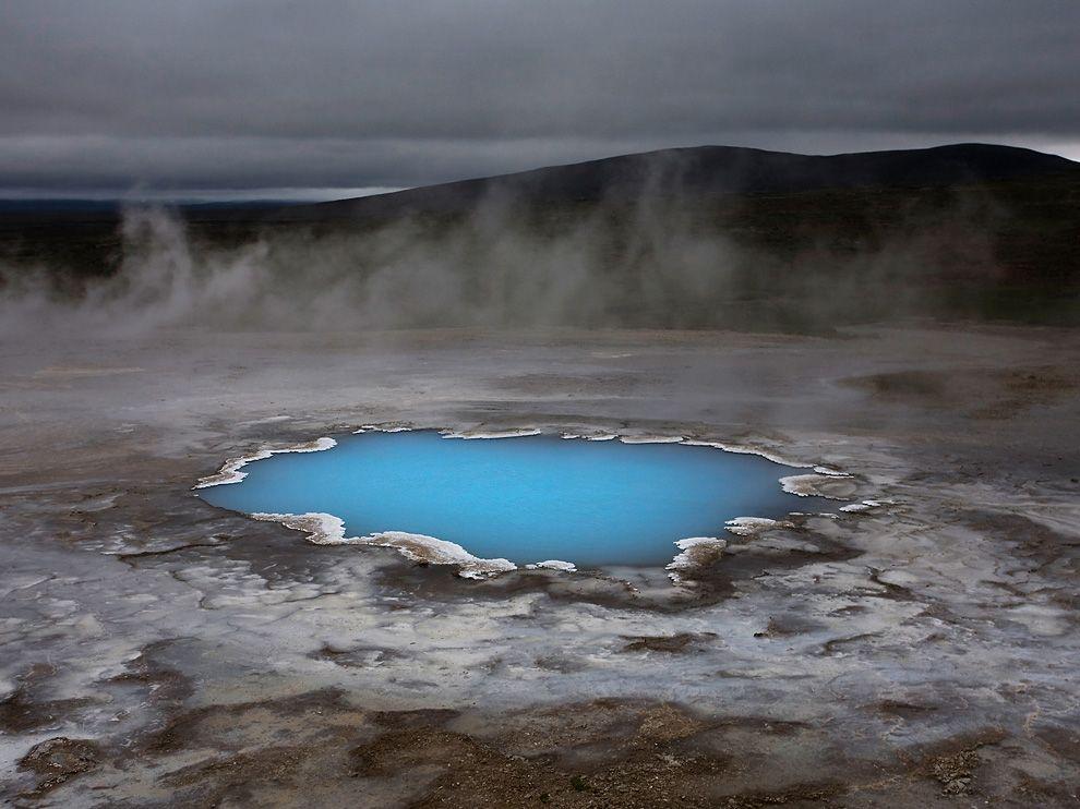 Термальне озеро, Ісландія (David Remacle, Your Shot)