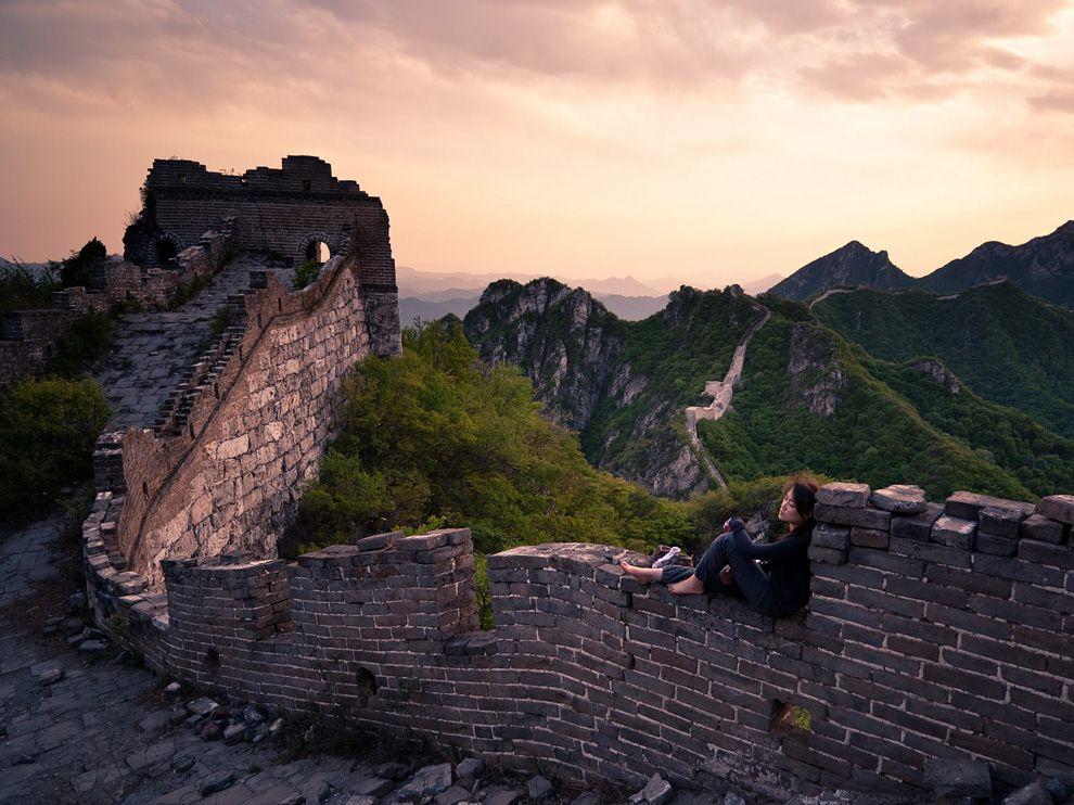 Велика Китайська стіна, (Byron Yu, My Shot)