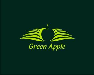 Дизайн логотипів: Яблука