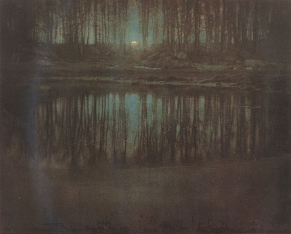 Edward Steichen, The Pond-Moonlight (1904), $2 928 000