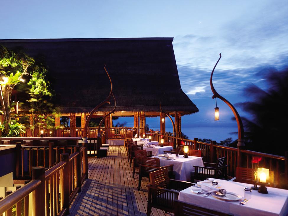 Готель Four Seasons на Самуї