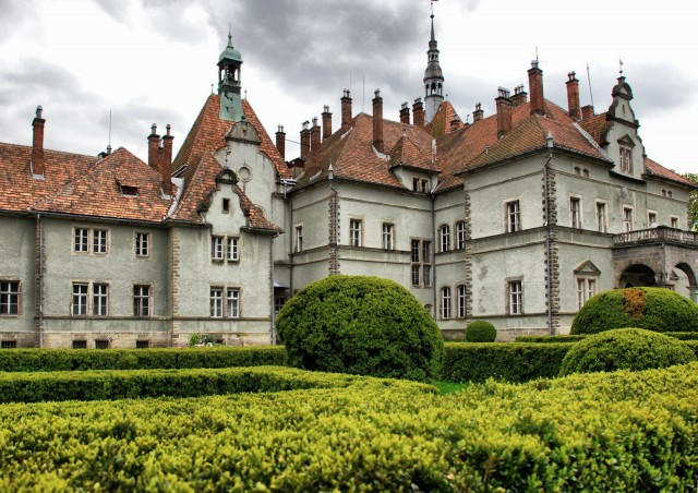 Замок Карпати