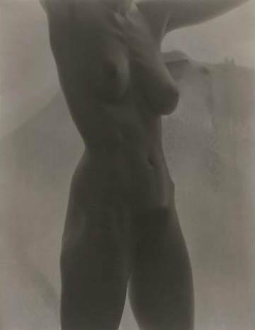 Alfred Stieglitz, Georgia O'Keeffe Nude (1919)