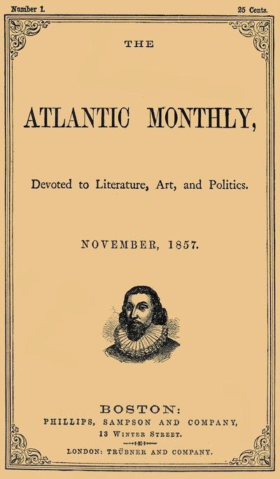 The Atlantic, 1857