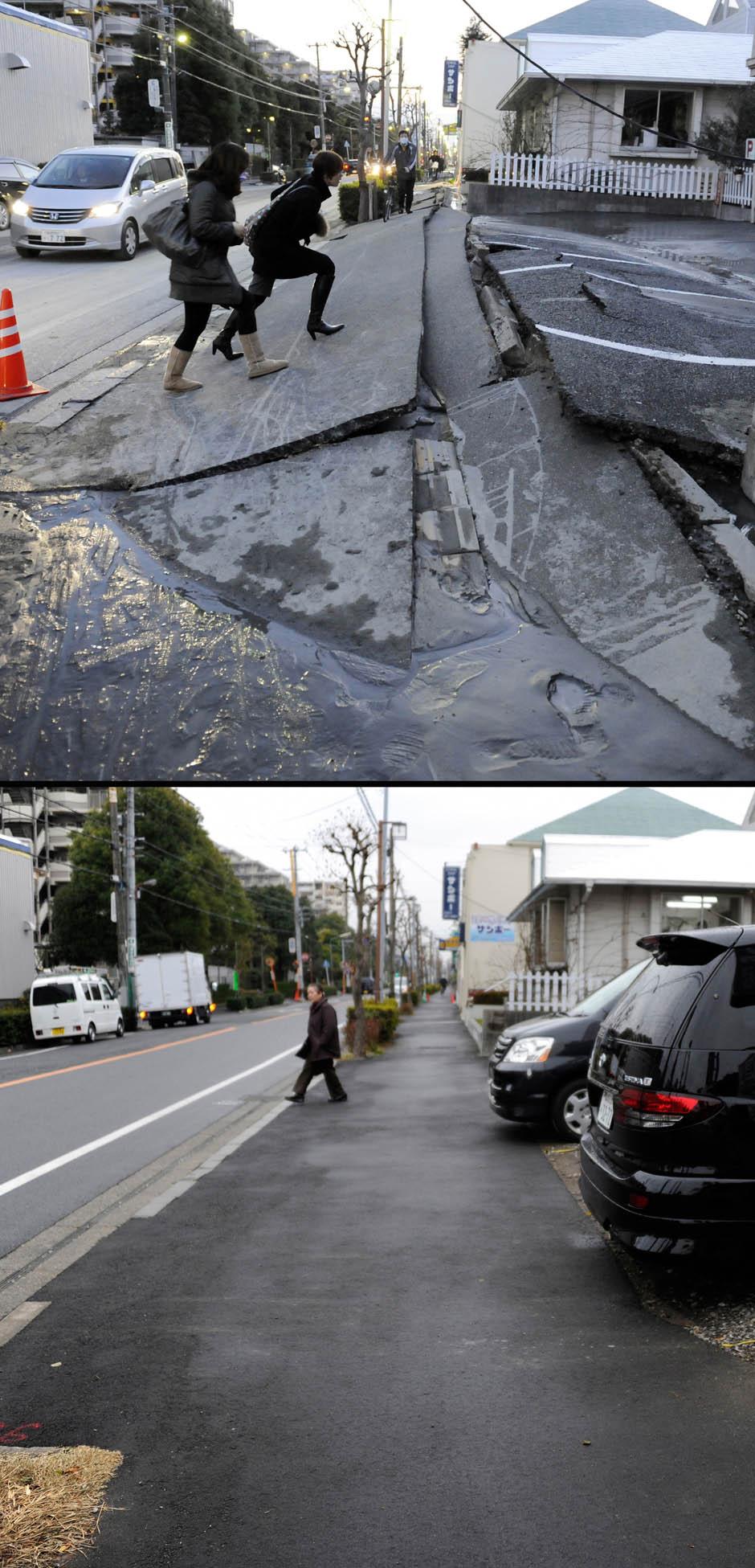 Японія після цунамі