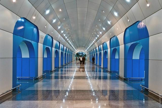 Алматинський метрополітен