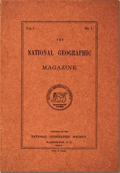 National Geographic, 1888