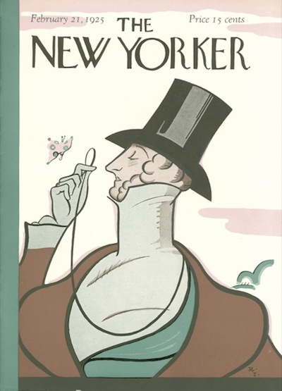 The New Yorker, 1925