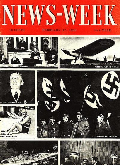 Newsweek, 1933