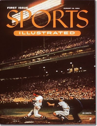 Sports Illustrated, 1954