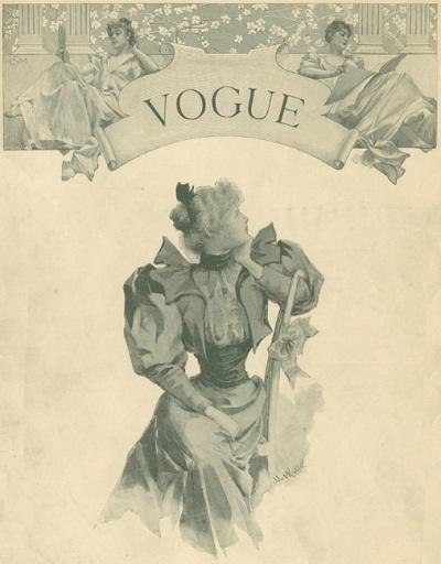 Vogue, 1892