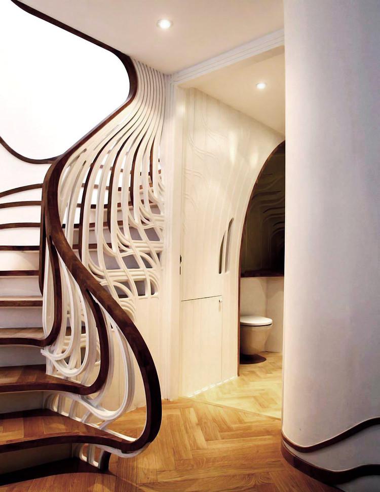 Незвичайні дизайни сходів