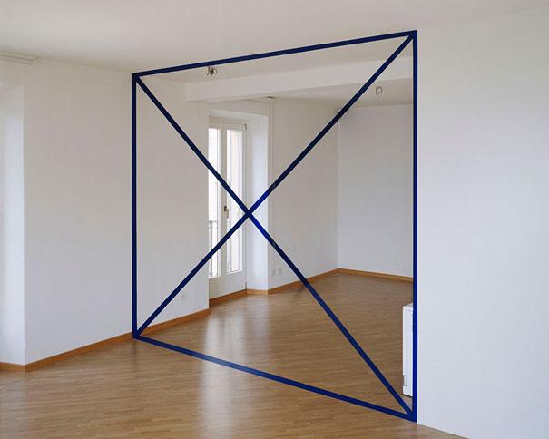 Анаморфні ілюзії