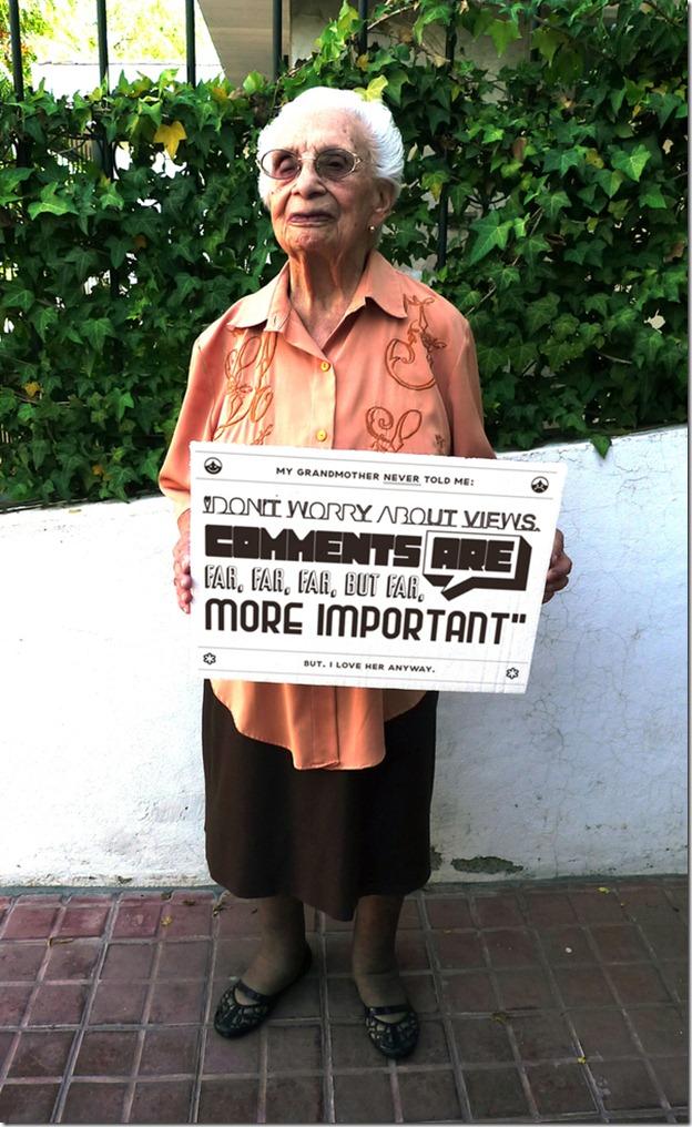 Поради від бабусі