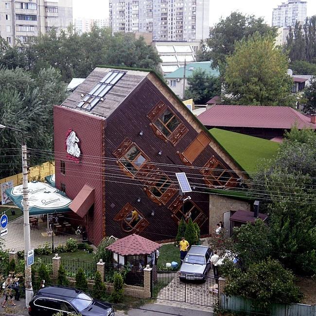 Кабачок на бочок, Київ