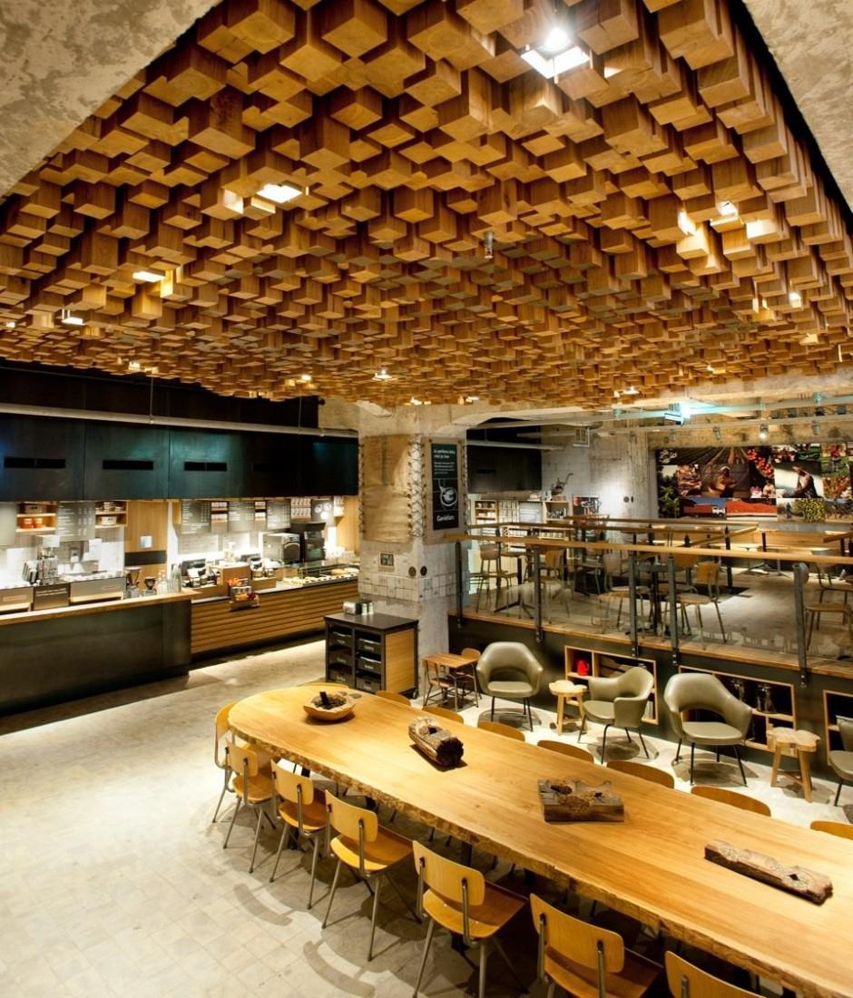 Starbucks в Амстердамі