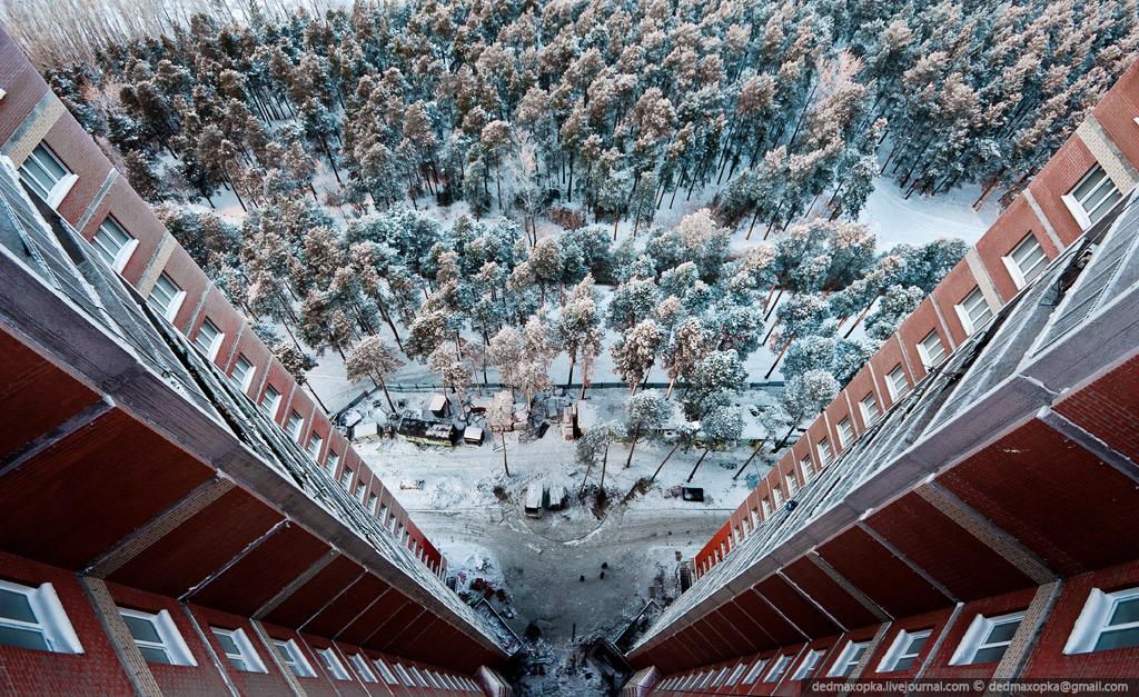 Заєльцовський парк, Новосибірськ