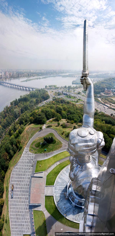 Батьківщина-Мати , Київ