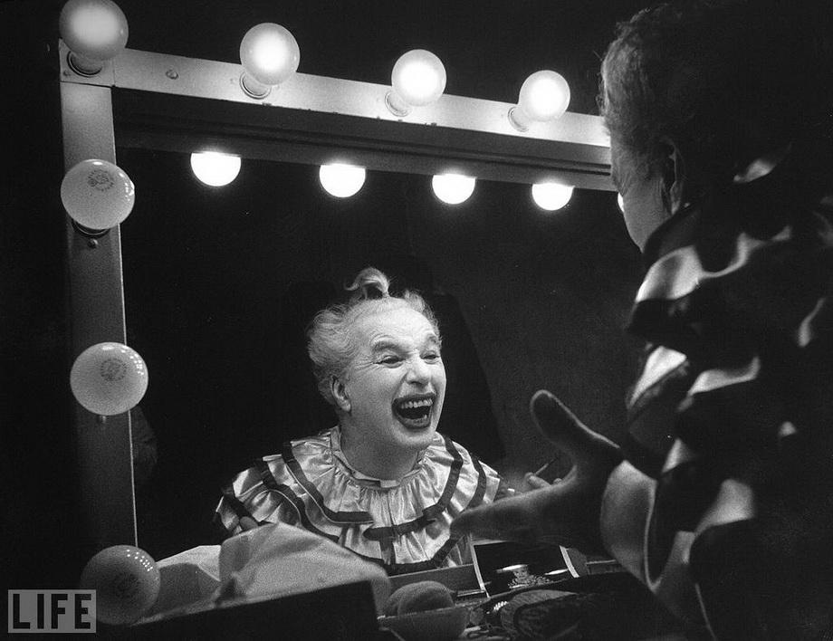 63-річний Чарлі Чаплін, W. Eugene Smith, 1952