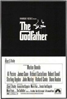 Хрещений батько / The Godfather (1972)