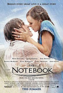 Щоденник пам'яті / The Notebook (2004)