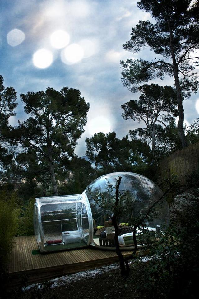 Готель-бульбашка