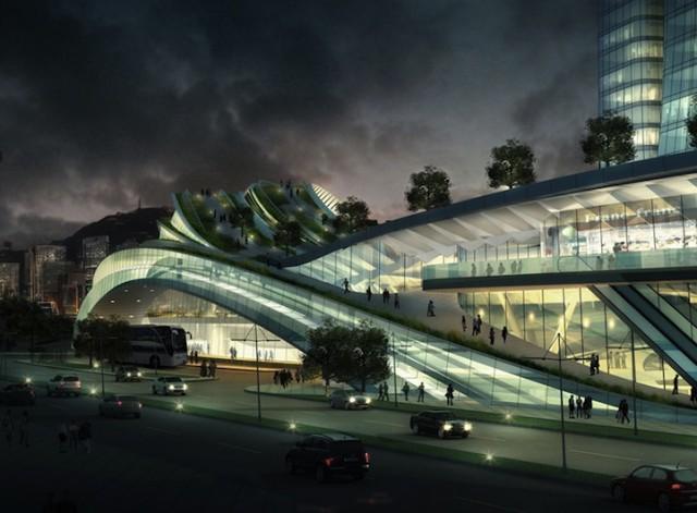Найбільша підземна залізнична станція в світі