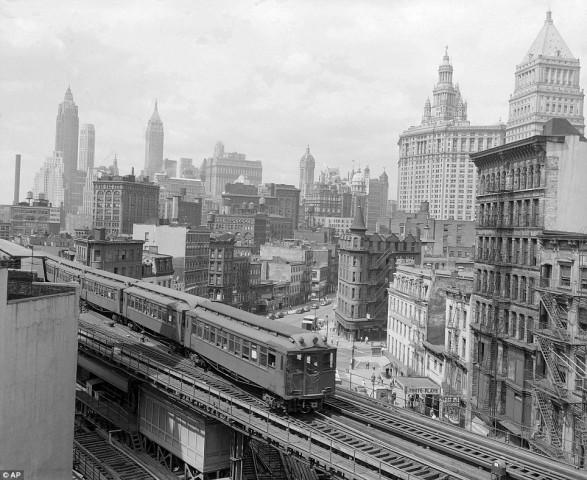 Нижній Манхеттен та третя авеню
