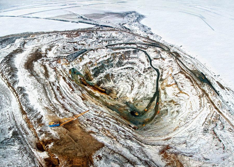 Фотографії України з висоти