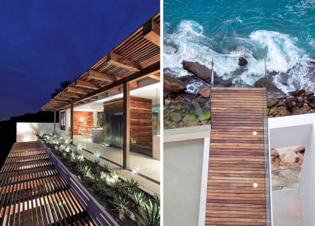 Дивовижний мексиканський будинок з видом на океан