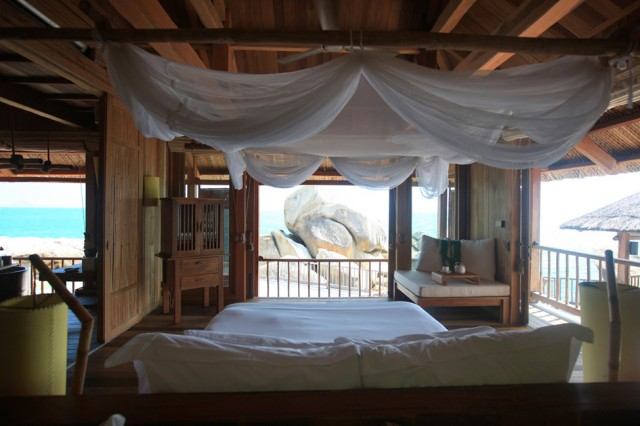 Тропічний готель у В'єтнамі