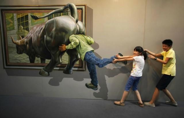 Тривимірне мистецтво з Китаю