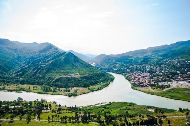 Природа Грузії